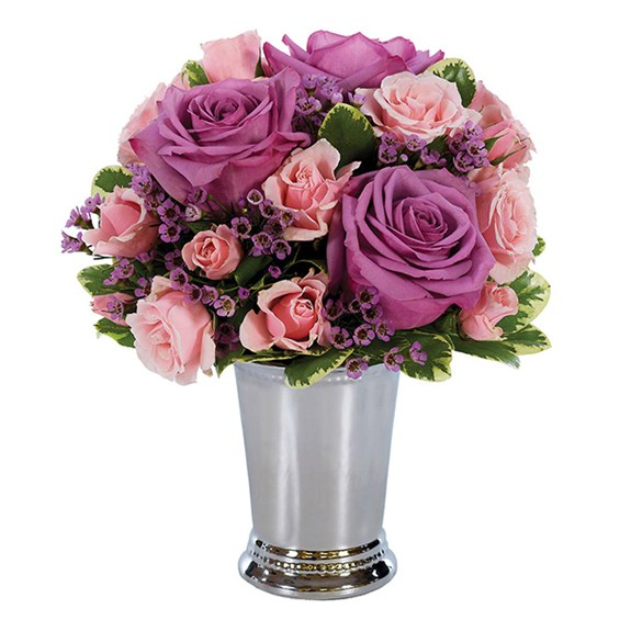 Mom's Mint Julep flower bouquet from Ingallina's online gift shop